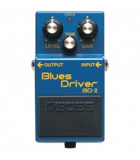 BOSS PEDAL BLUES DRIVER BD-2
