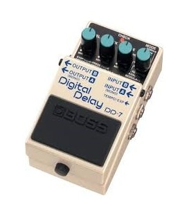 BOSS PEDAL DELAY DD7