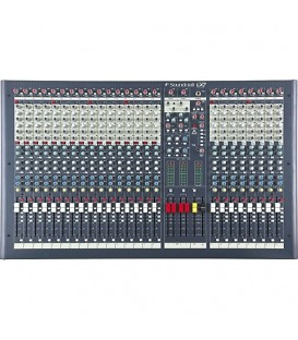 LX7II-24 MESA 24 CANALES SOUNDCRAFT