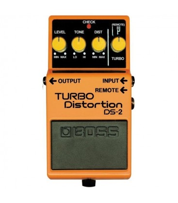 BOSS PEDAL DISTORSION DS-2