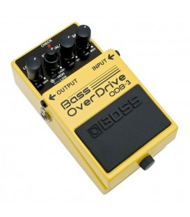 BOSS PEDAL OVER DRIVE ODB-3