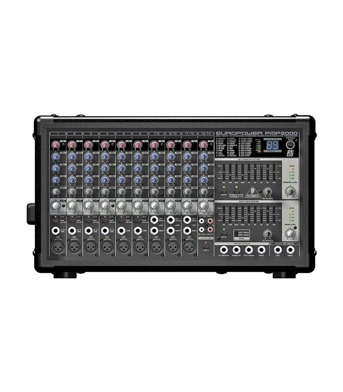 Mesa amp europower pmp2000 behringer comprar ca for Mesas behringer
