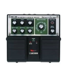 BOSS PEDAL TWIN SPC ECHO RE-20