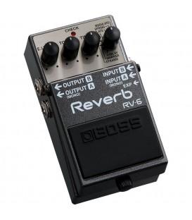 BOSS PEDAL REVERB RV-6