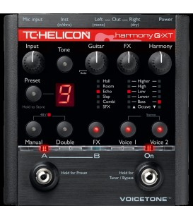 PROCESADOR VOICETONE HARM-G XT TC HELICON