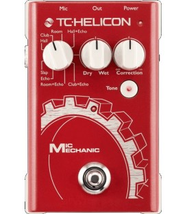 MULTIEFECTOS MIC MECHANIC TC HELICON