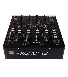 Mezclador analógico DJ de 4 canales ALLEN-HEATH