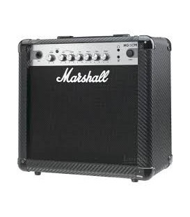 AMPLIFICADOR GUITARRA MG15CFR MARSHALL