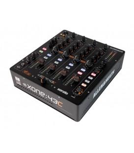 Mezclador analógico DJ de 4 canales con tarjeta de sonido ALLEN-HEATH