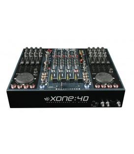 Mezclador profesional USB/controlador MIDI para DJ ALLEN-HEATH