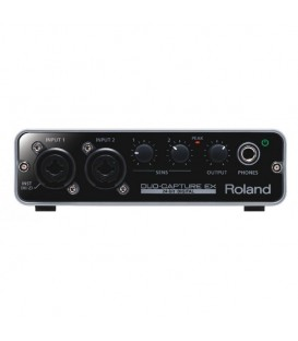 ROLAND INTERFACE AUDIO USB UA-22