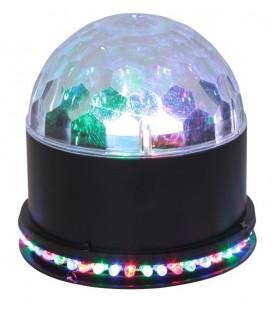 EFECTO DE ILUMINACION 2-E UFO-ASTRO-BL IBIZA LIGHT
