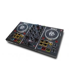 Controlador DJ con show de iluminación NUMARK