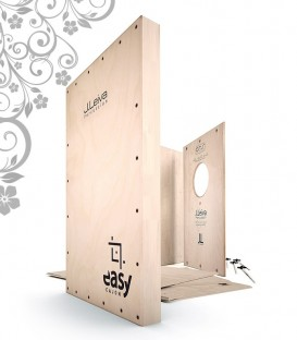 EASY CAJON FLAMENCO DESMONTABLE J. LEIVA