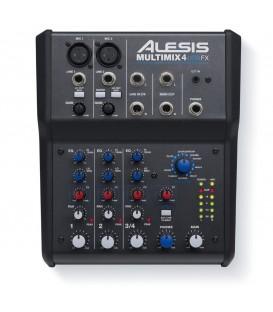 MULTIMIX 4 USB FX MEZCLADOR ALESIS