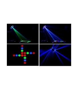 EFECTO DE ILUMINACION LED LED-COMBOMOON IBIZA LIGHT