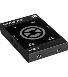 NATIVE INSTRUMENTS INTERFACE AUDIO2 MKII