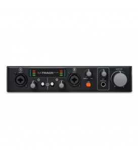 INTERFACE AUDIO M-TRACK PLUS 2 M-AUDIO
