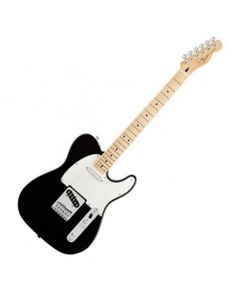 CABRONITA TELECASTER, MAPLE FINGERBORAD MN BLACK FENDER
