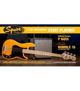 AFFINITY SERIES PRECISION BASS, RUMBLE PACK DE BAJO