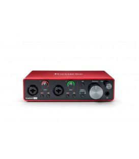 INTERFAZ DE AUDIO FOCUSRITE SCARLETT 2I2 3RD GEN