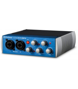 INTERFACE PRESONUS AUDIO BOX USB 96