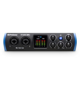 INTERFACE PRESONUS STUDIO 24C