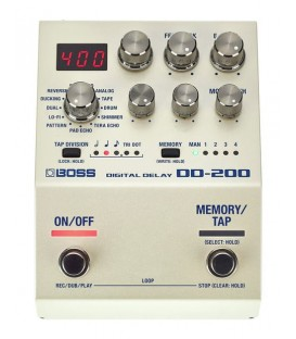 DELAY DIGITAL BOSS DD-200