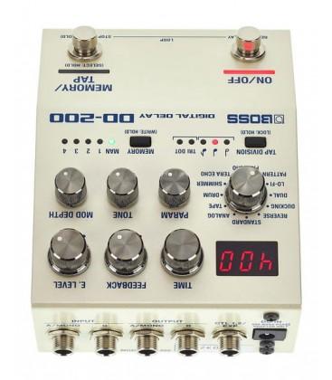 DELAY DIGITAL BOSS DD-200