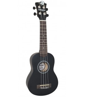 UKELELE SOPRANO OCTOPUS UK200-BK