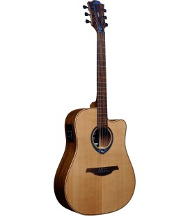 GUITARRA ELECTROACUSTICA LAG TRAMONTANE HYVIBE 10 THV10DCE