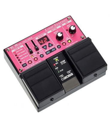 BOSS PEDAL LOOPER RC30