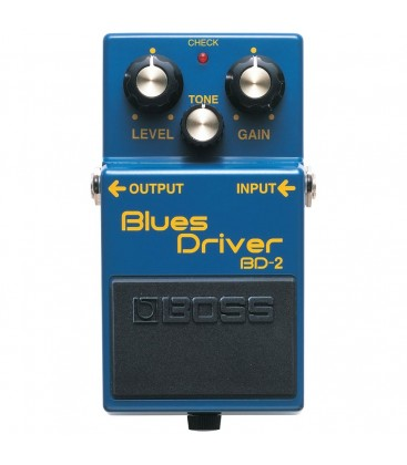BOSS PEDAL BLUES DRIVER BD-2