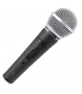 SM-58-SE MICROFONO DINAMICO ON/OFF SHURE