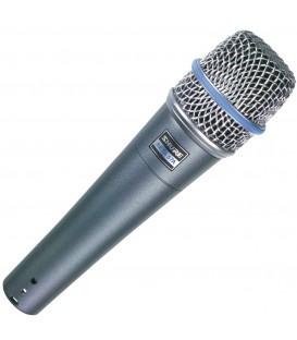 BETA-57 MICROFONO DINAMICO SHURE