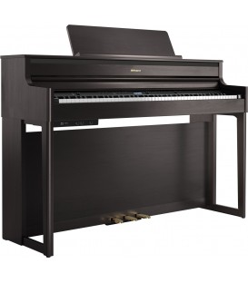 PIANO DIGITAL ROLAND HP-704 CHERRY