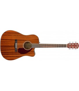 GUITARRA ELECTROACUSTICA FENDER CD-140SCE ALL-MAHOGANY