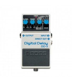 BOSS PEDAL ECO DIGITAL DD-3