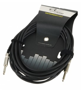 CABLE JACK-JACK MONO 9M ALPHA AUDIO 190.510
