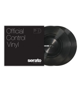 "VINILOS SERATO PERFORMANCE SERIES 12"" VYNIL BLACK"