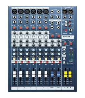 EPM6 MEZCLADOR SOUNDCRAFT