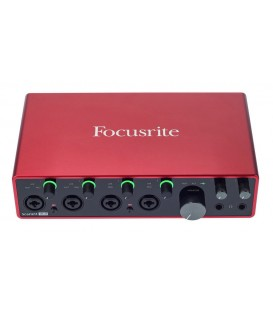 FOCUSRITE INTERFACE SCARLETT 18I8 3G