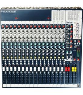 FX16II MESA DE 16 CANALES SOUNDCRAFT