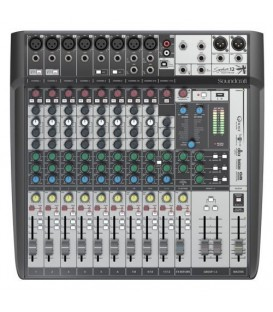MESA DE MEZCLAS SOUNDCRAFT SIGNATURE 12 MTK