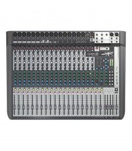 MESA DE SONIDO SOUNDCRAFT SIGNATURE 22 MTK