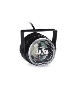 MINI BOLA LED 19M FONESTAR EFECTO