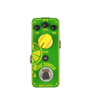 THE JUICER PEDAL PEDAL EFECTOS MOOER