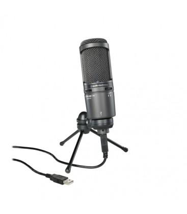 AUDIO TECHNICA MICRO USB AT2020USB