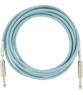 CABLE DE INSTRUMENTO FENDER ORIGINAL SERIES 3M DB