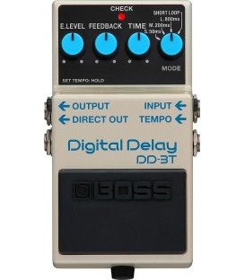 EFECTO DE DELAY DIGITAL BOSS DD-3T